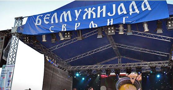 Belmužijada, foto krop, Svrljiške novine