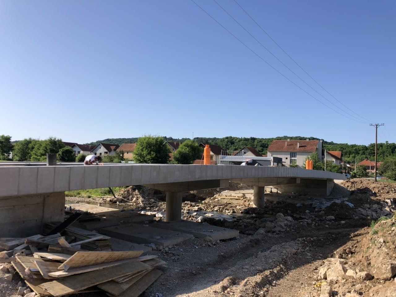 Novi most na reci Svrljiški Timok, foto: M.M.