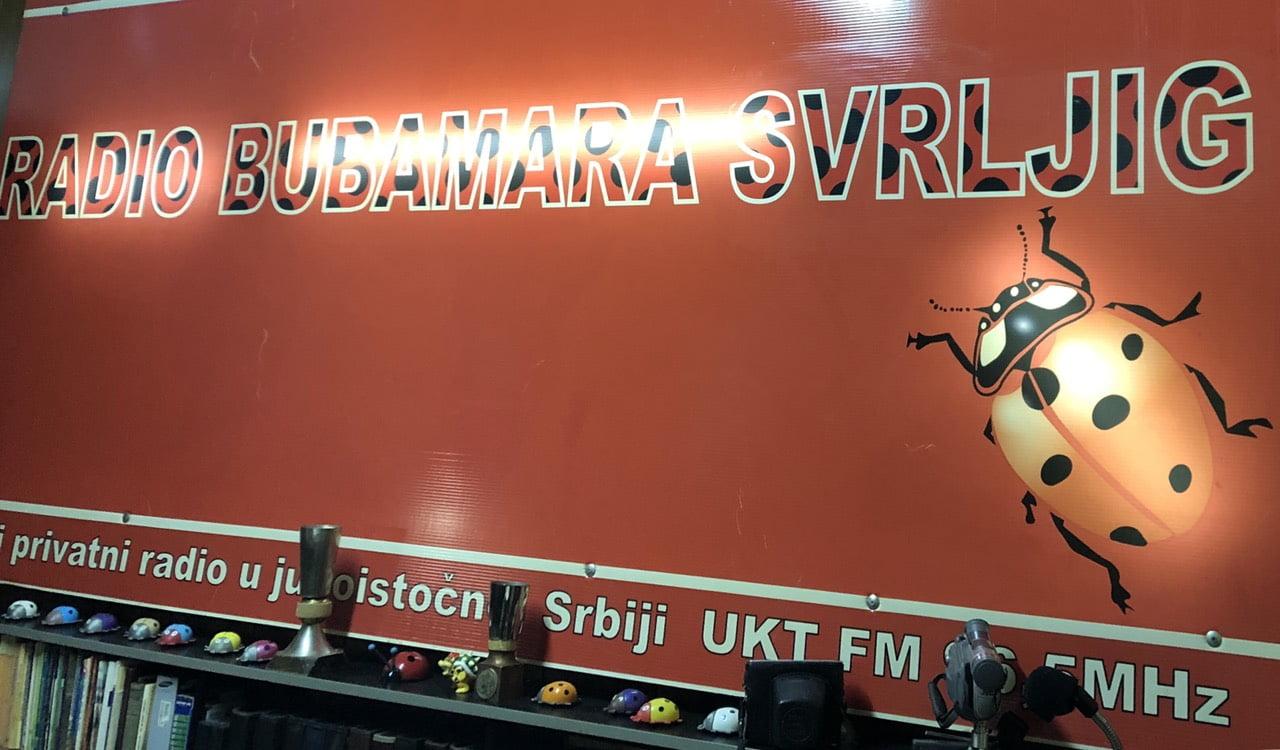 Radio Bubamara, foto: RBS