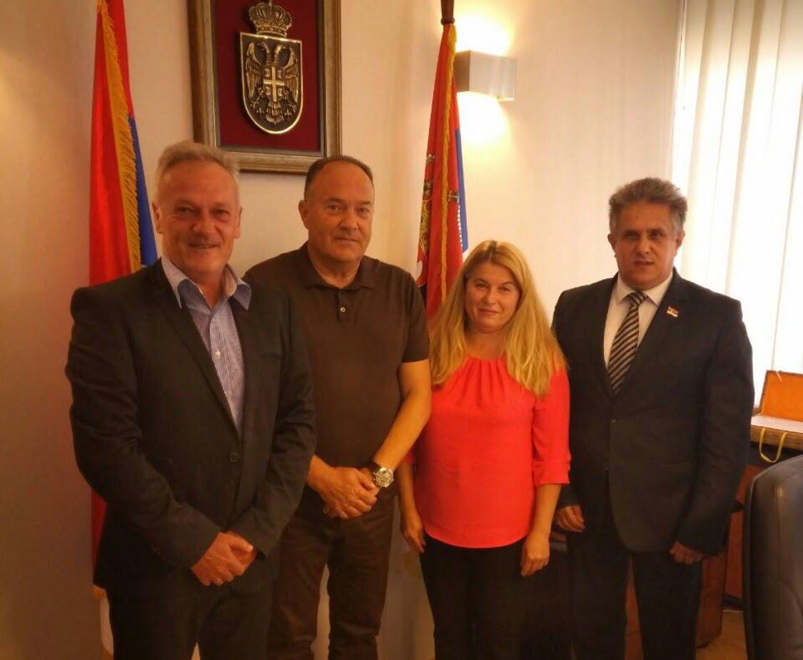 Svrljižani na sastanku kod Ministra Šarčevića