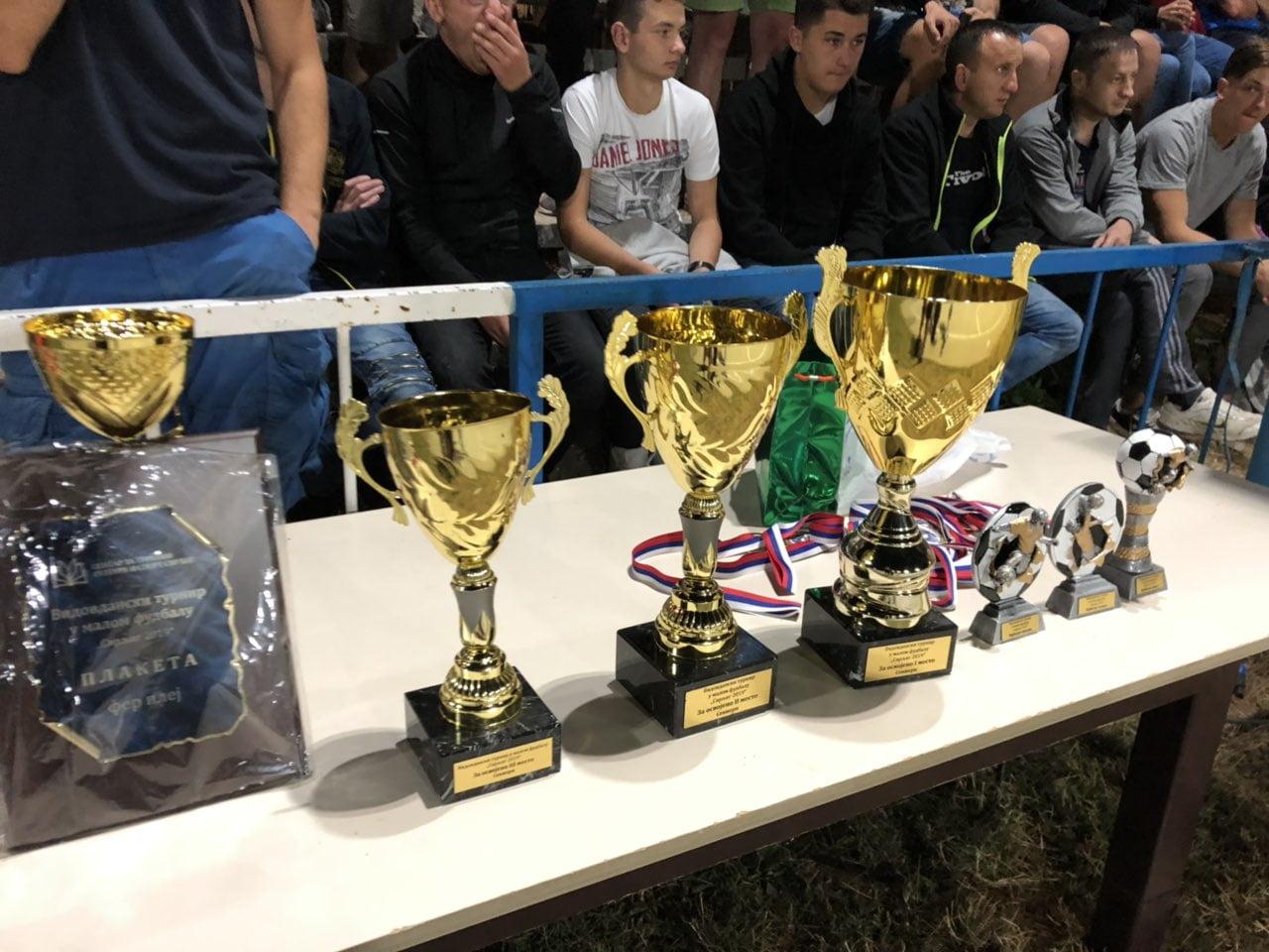 "Završen 63. ,,Vidovdanski turnir"" u malom fudbalu"