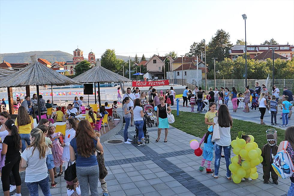 Dečji festival Svrljig, foto: M.M. / RBS