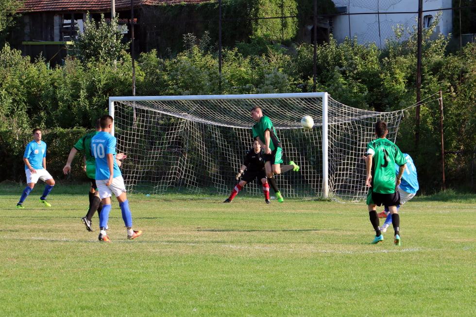 """FK Svrljig, utakmica na SRC """"Pastirište"""", foto: M. Miladinović, Svrljiške novine"""