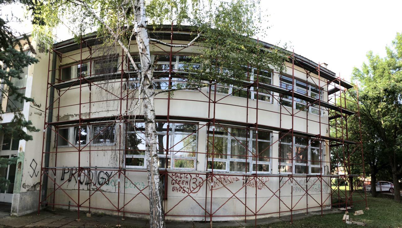 Rekonstrukcija Srednje škole, foto: M.M. / RBS