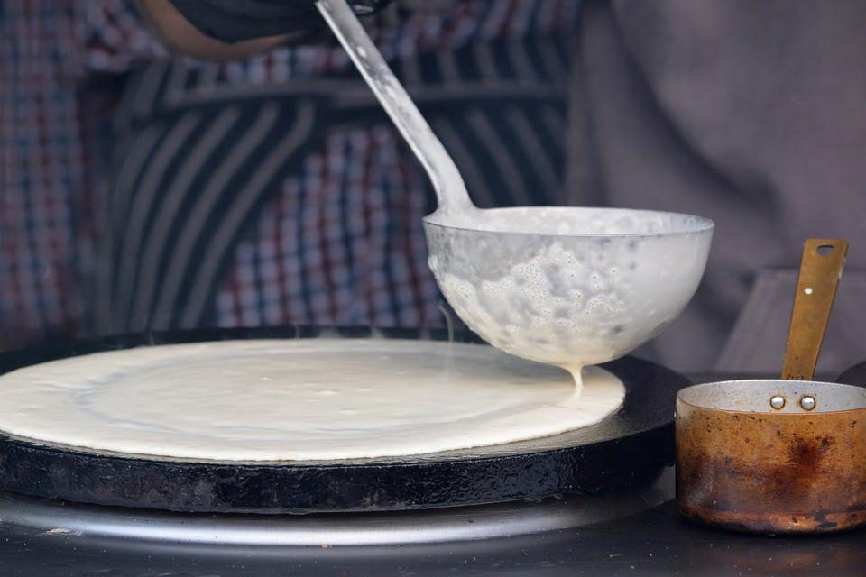 Priprema palačinke, foto: Ben Kerckx, preuzeto sa: Pixabay.com