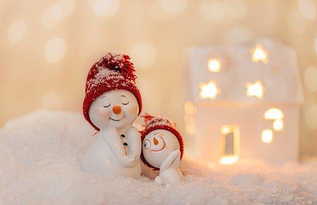 Ilustracija, Nova godina, sneg, foto: Myriam Zilles, pixabay.com