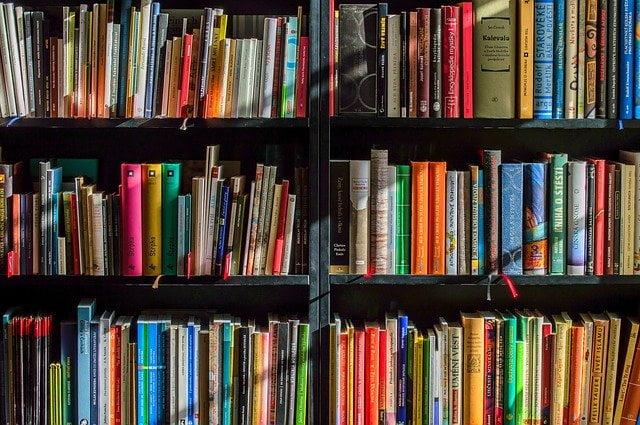 Biblioteka, ilustracija, foto: Lubos Houska, preuzeto: Pixabay.com