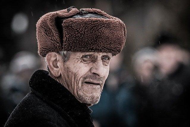 Penzioner, foto: Pixabay.com, ilustracija