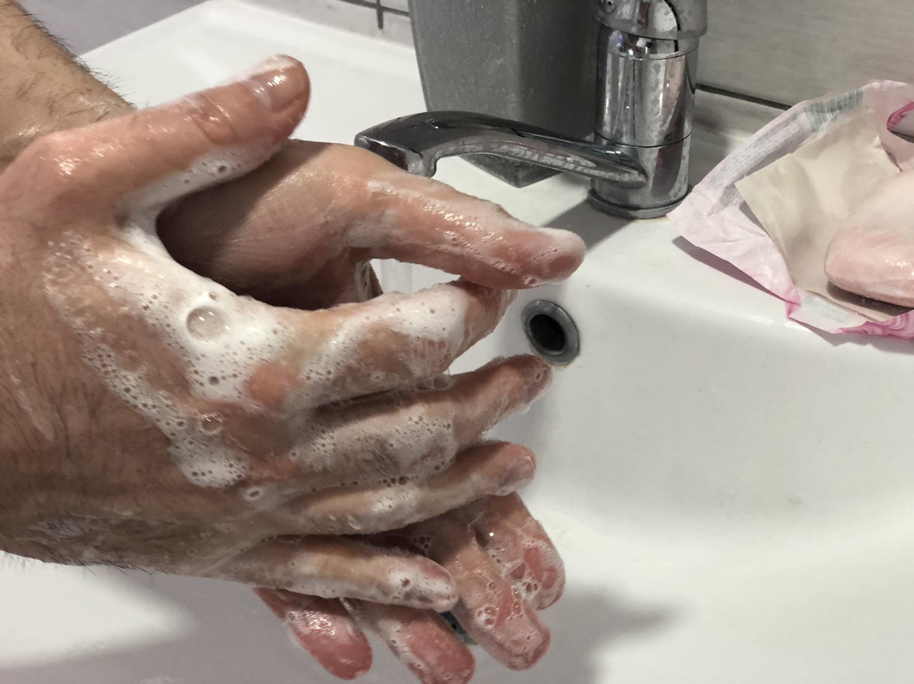Pranje ruku, foto: RBS