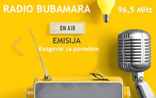 """Nova emisija ,,Razgovor sa povodom"""" – 26.05.2020. u 12h"""