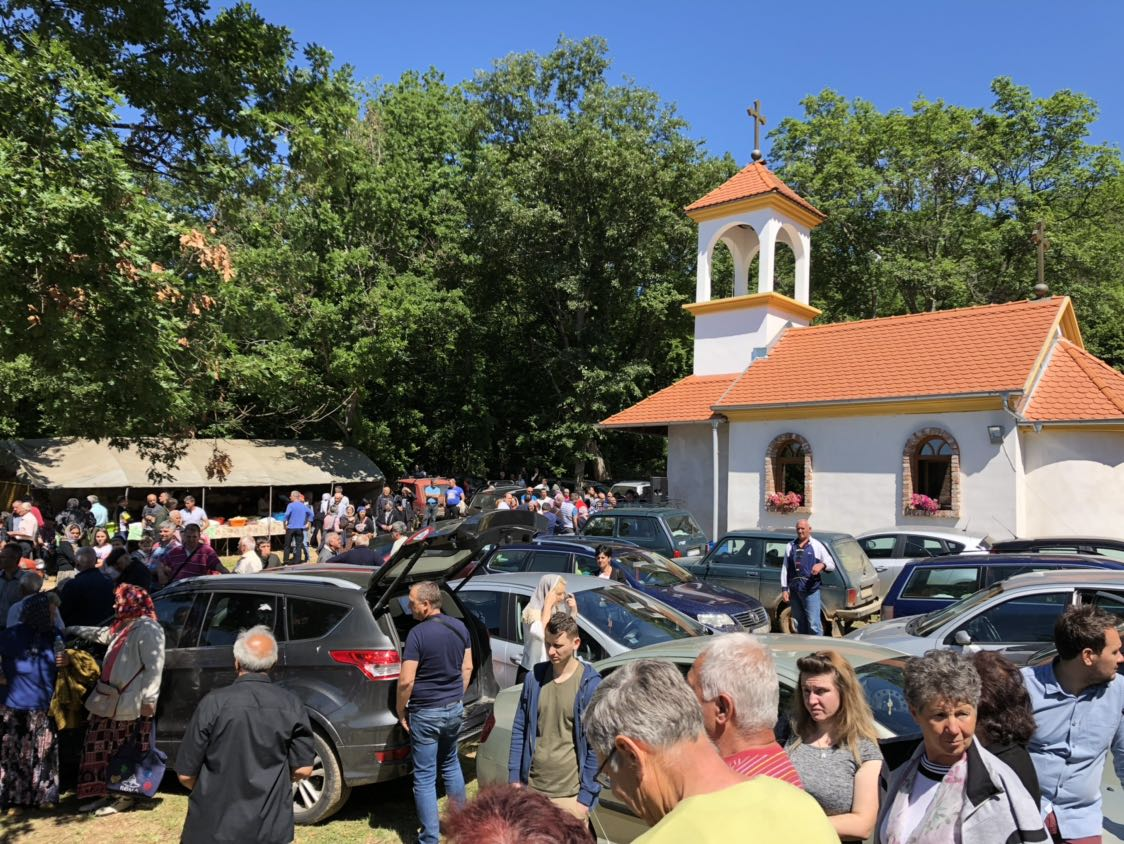 Crkva Vaznesenje Gospodnje u Labukovu, foto: Svrljiške novine, autor: M.M.