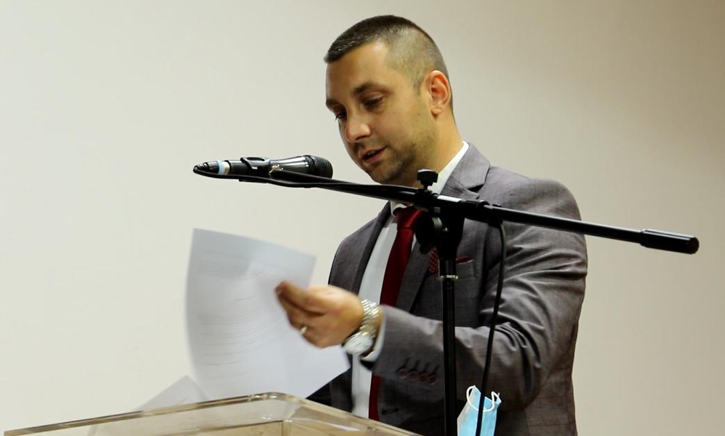 Miroslav Marković, predsednik opštine Svrljig