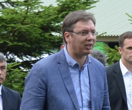 Predsednik Srbije, Aleksandar Vučić, arhiva