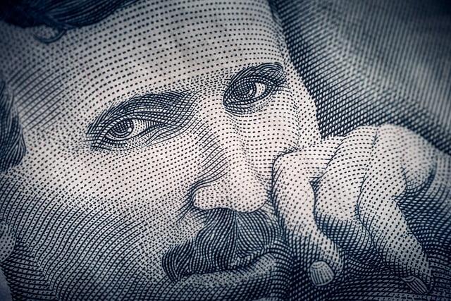 Ilustracija, Tesla, 100 dinara, preuzeto: Pixabay.com, autor: Limassol/Cyprus