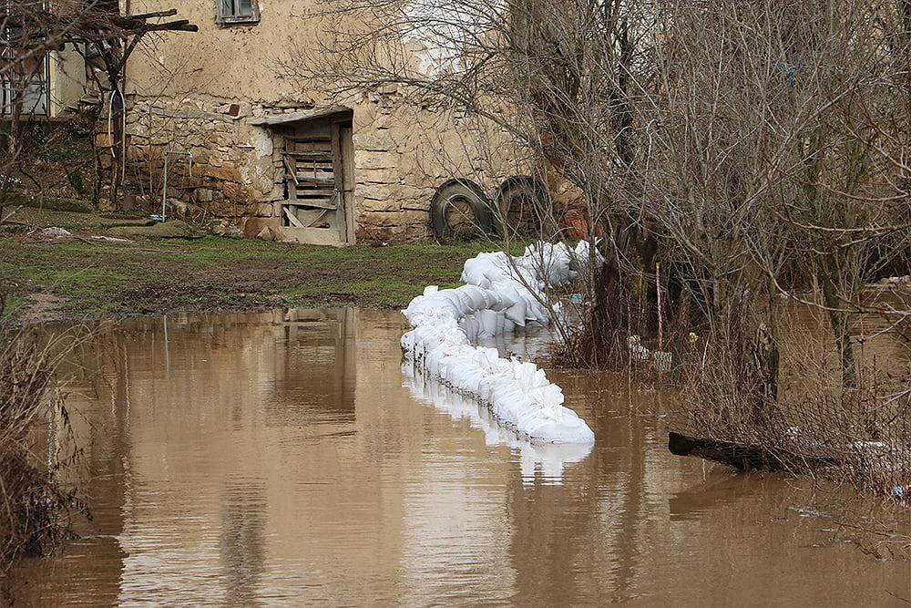 Poplavljeno područje, foto: RBS, M.M.