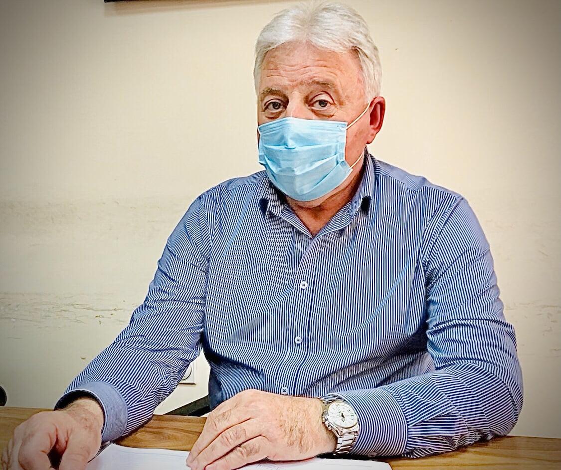 Direktor Doma zdravlja u Svrljigu, dr Ljutomir Davidović