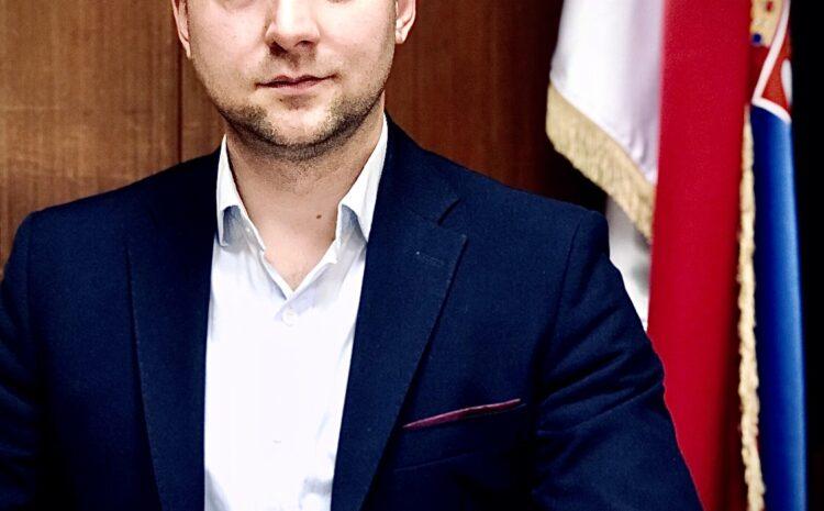 Osmomartovska čestitka predsednika opštine Svrljig Miroslava Markovića