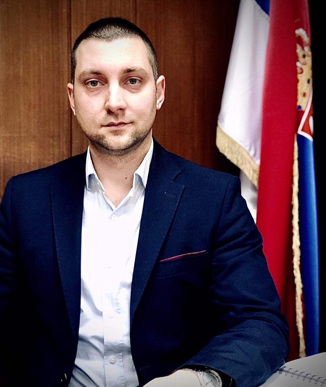 Predsednik opštine Miroslav Marković, foto: Radio Bubamara Svrljig